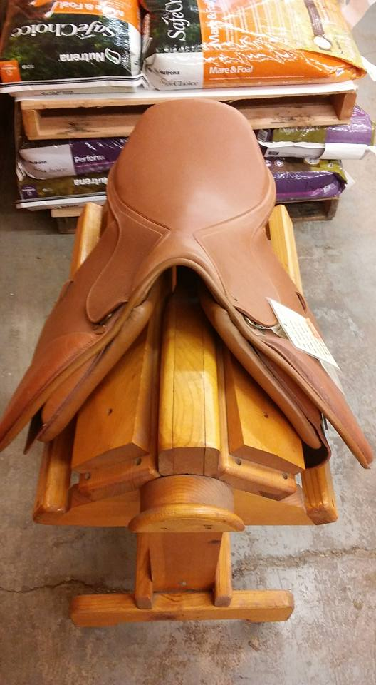 Passport Saddle
